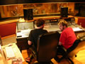 The Belgraves recording at Arlen Studios